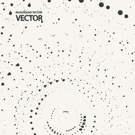 distort: Doted vector background