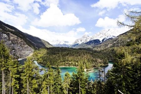 Austrian landscape photo
