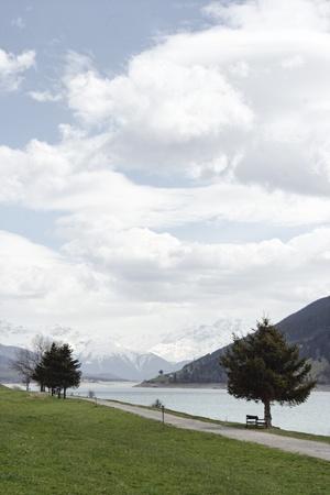 sud: Landscape of Sud Tirol Italy