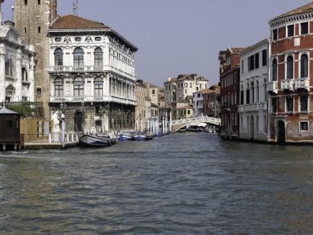 vacance: Paesaggio di Venezia Italia Archivio Fotografico