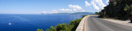 elba: Beatiful landscape of Elba Island Tuscany Italy Stock Photo