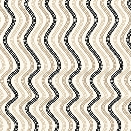Polka dot pattern, geometric  background Vector