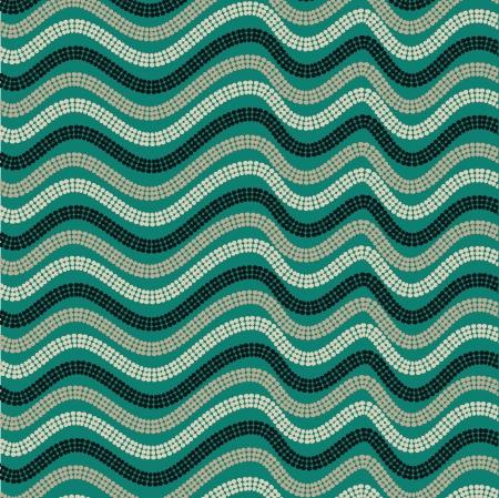 Polka dot pattern, geometric vector background