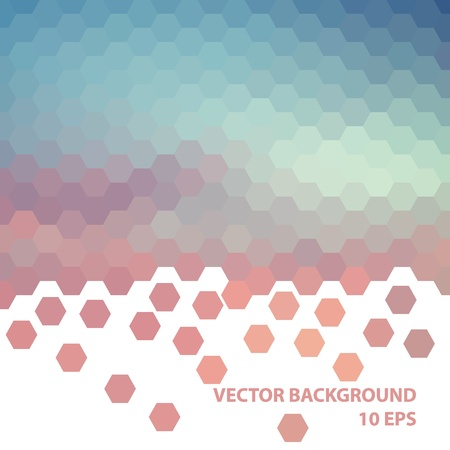 Geometric colorful pattern.Vector background. Vector