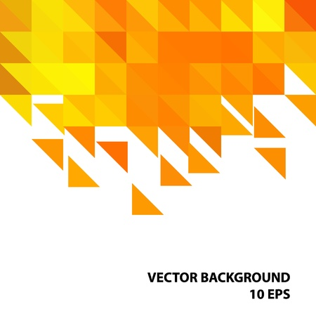 color spectrum: Geometric colorful pattern.Vector background.
