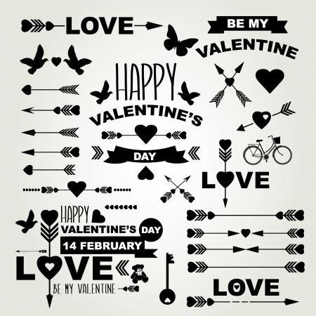valentine heart: Valentine Illustration