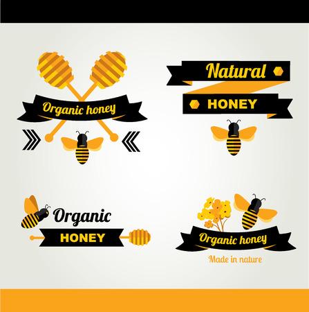 nectar: Set Honey badges and labels