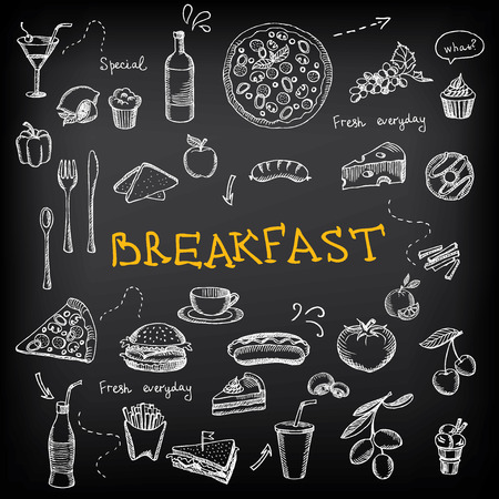 Restaurant cafe menu, template design. Reklamní fotografie - 31730831