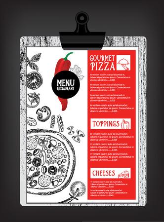 alcohol logo: Cafe menu restaurant brochure. Food design template.