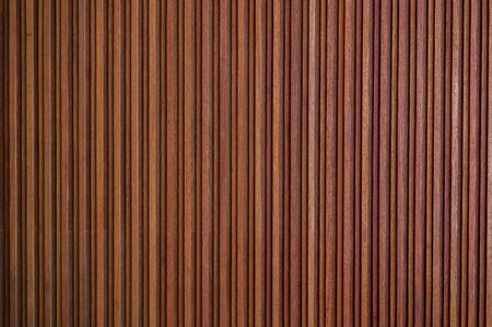 Brown wooden surface wall background. Wood texture vertical line 版權商用圖片