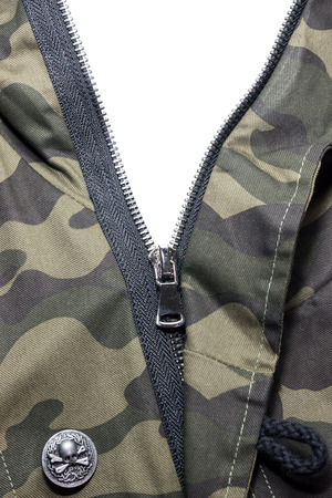 solider: solider jacket Stock Photo