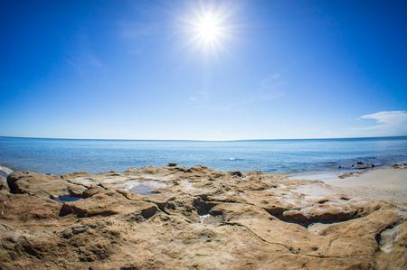 hua hin: Hua hin Beach beautiful moment