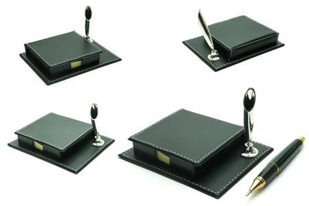 grants: pen stand set