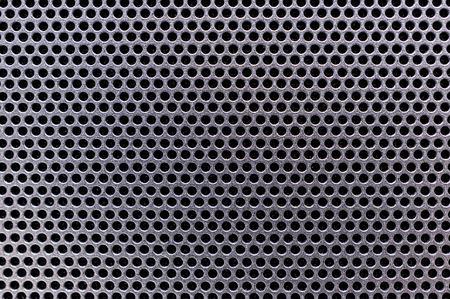 metal wall: Speaker grille , on TV , Picture Macro