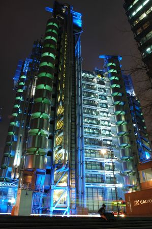 Lloyds Building - London photo