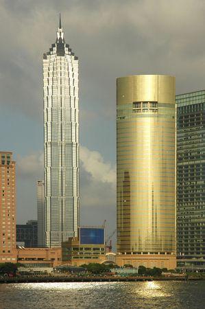Jin Mao Tower - Shanghai Stock Photo - 2240717