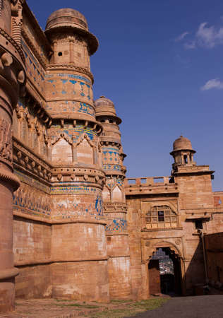 Gwalior Fort photo