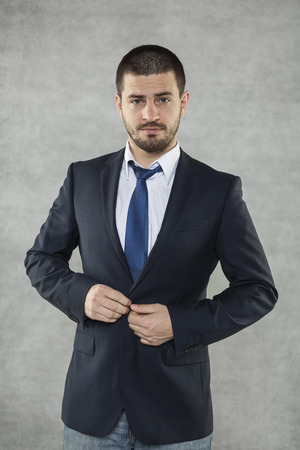 handsom: Handsom businessman
