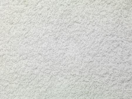 dirty carpet: white hairy stuff Stock Photo