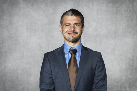portrait of a happy businessman Reklamní fotografie