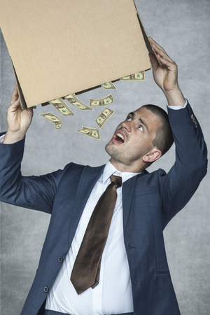 severance: money from the box