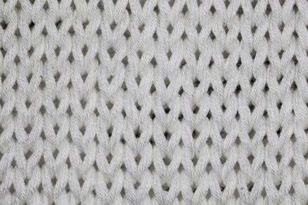 interlink: macro white sweater