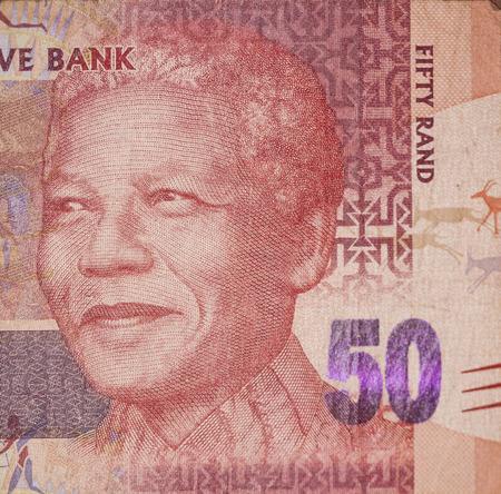nelson: Fifty Rand, Nelson Mandela