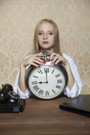 irate: what time you start work