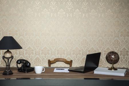 empty: Empty office