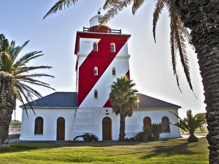 capetown: Light House in Cape Town, South Africa