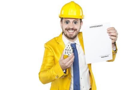greedy: greedy developer sells house