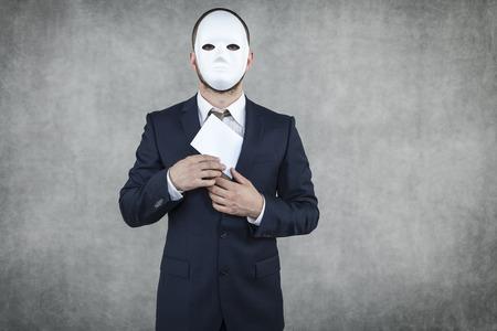 corruptible: corrupt businessman got a bribe