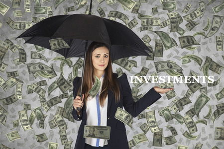 relevant: business woman success from relevant investments