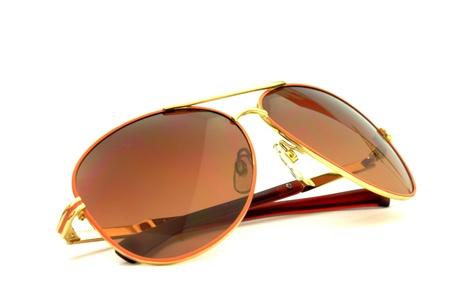 Sunglasses isolated on white background Stock Photo - 17179978