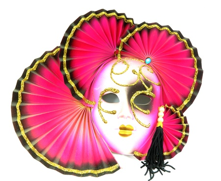 Mask from Venice Stock Photo - 18150786