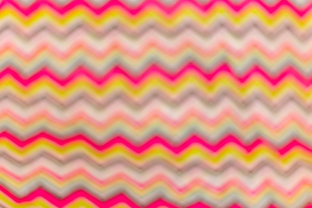 Colorful background with zigzags Stock Photo