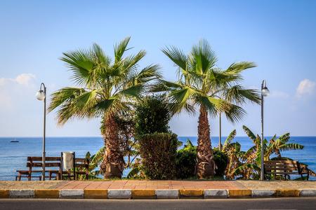 Promenade in Turkey