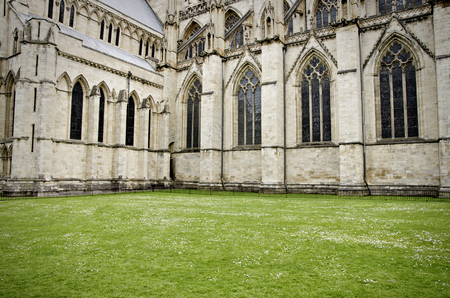 synod: York Minster, York, England