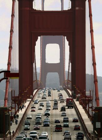 san francisco golden gate bridge: Golden Gate Bridge