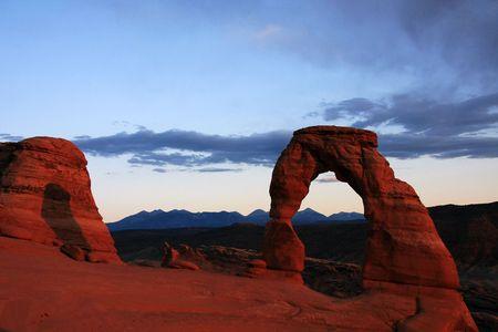 Delicate Arch photo