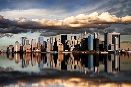 뉴욕시 스톡 콘텐츠 - 11172971