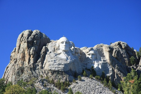 Mount Rushmore Stock Photo - 11718660