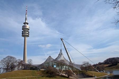 deportes olimpicos: El parque olímpico de Munich