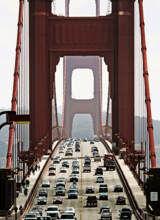 Golden Gate Bridge Stock Photo - 11833285