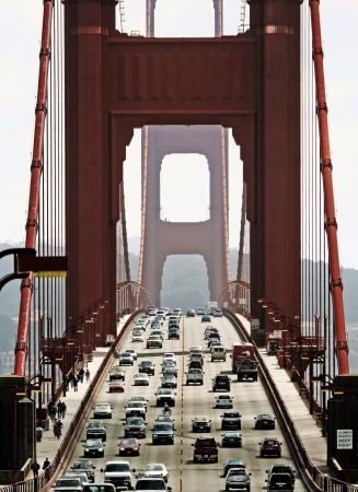 puertas de hierro: Puente Golden Gate
