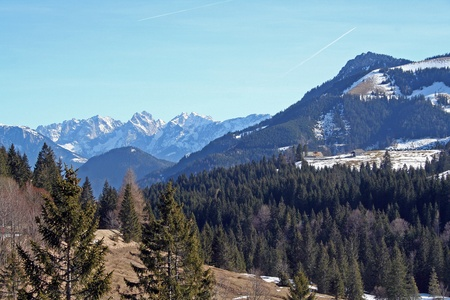 coldly: Bavarian Alps