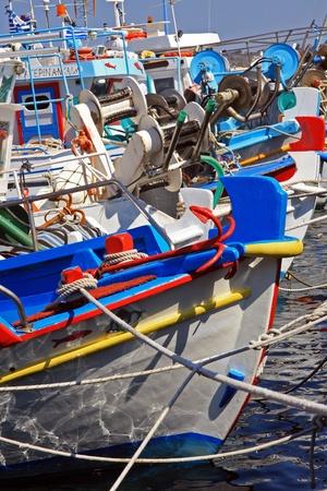 fischerboot: Griechenland Fischerboot
