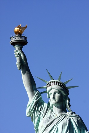 Miss Liberty photo