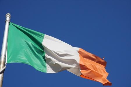 flag of Ireland photo