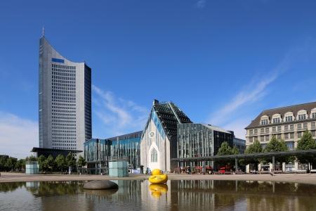 augustus: Leipzig, Saxony